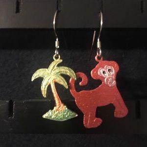 Jewelry - Funky beach earrings